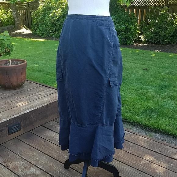 ab3629c8 Marithe Francois Girbaud Skirts | Maxi Skirt | Poshmark
